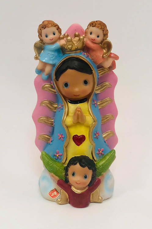 Our Lady of Guadalupe for kids III