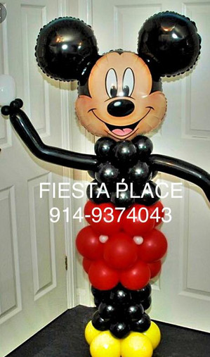 Deco Mickey Mouse