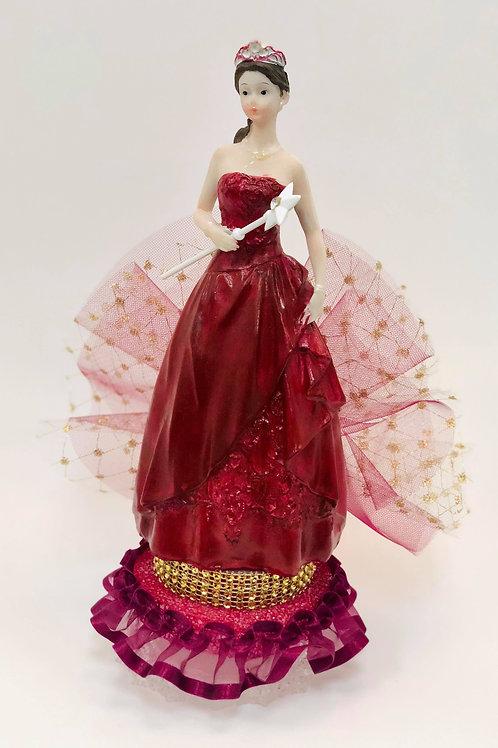 Muñeca Rojo
