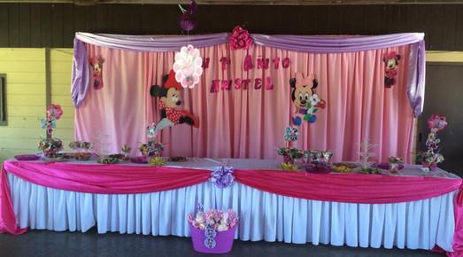 Deco Minnie Mouse