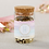 Thumbnail: PERSONALIZED GLASS TUBE JAR - ENCHANTED PARTY (SET OF 12)