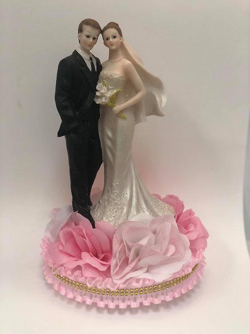 Cake Topper Couple Wedding