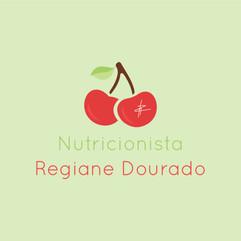 Logo Regiane - Nutricionista