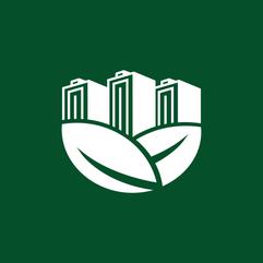 Simbolo Logo Eco Life Privilege - Fundo
