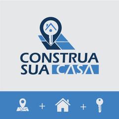 Logo Construa sua Casa
