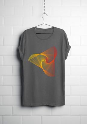 Camisa - abstrata