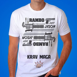 Camisa Krav Maga