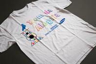 Camiseta - trem da alegria