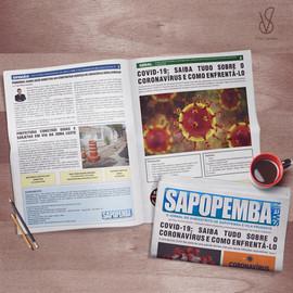 mockup jornal sapopemba news abril 2020.