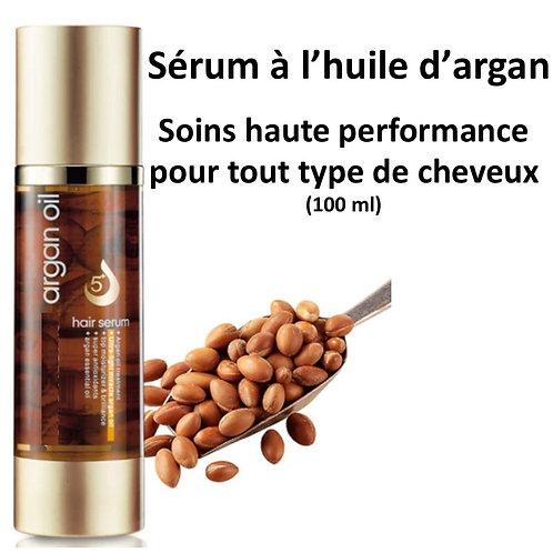 Sérum à l'huile d'argan - 100 ml