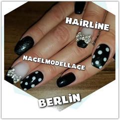 Nagelmodellage Made by Katrin #nagelmoti