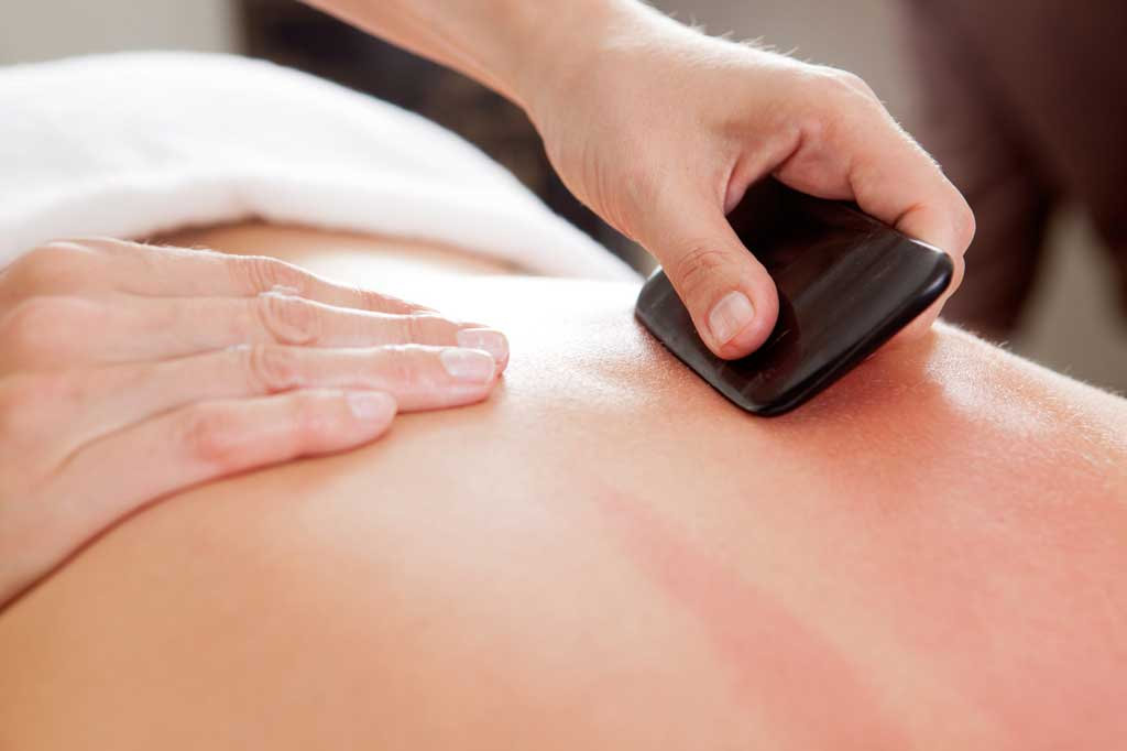 Gua Sha(complimentary with treatment)