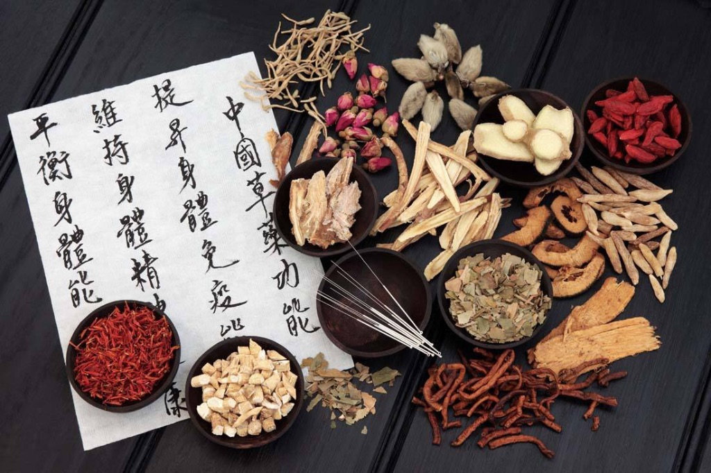 Traditional Chinese Herbal Consultation