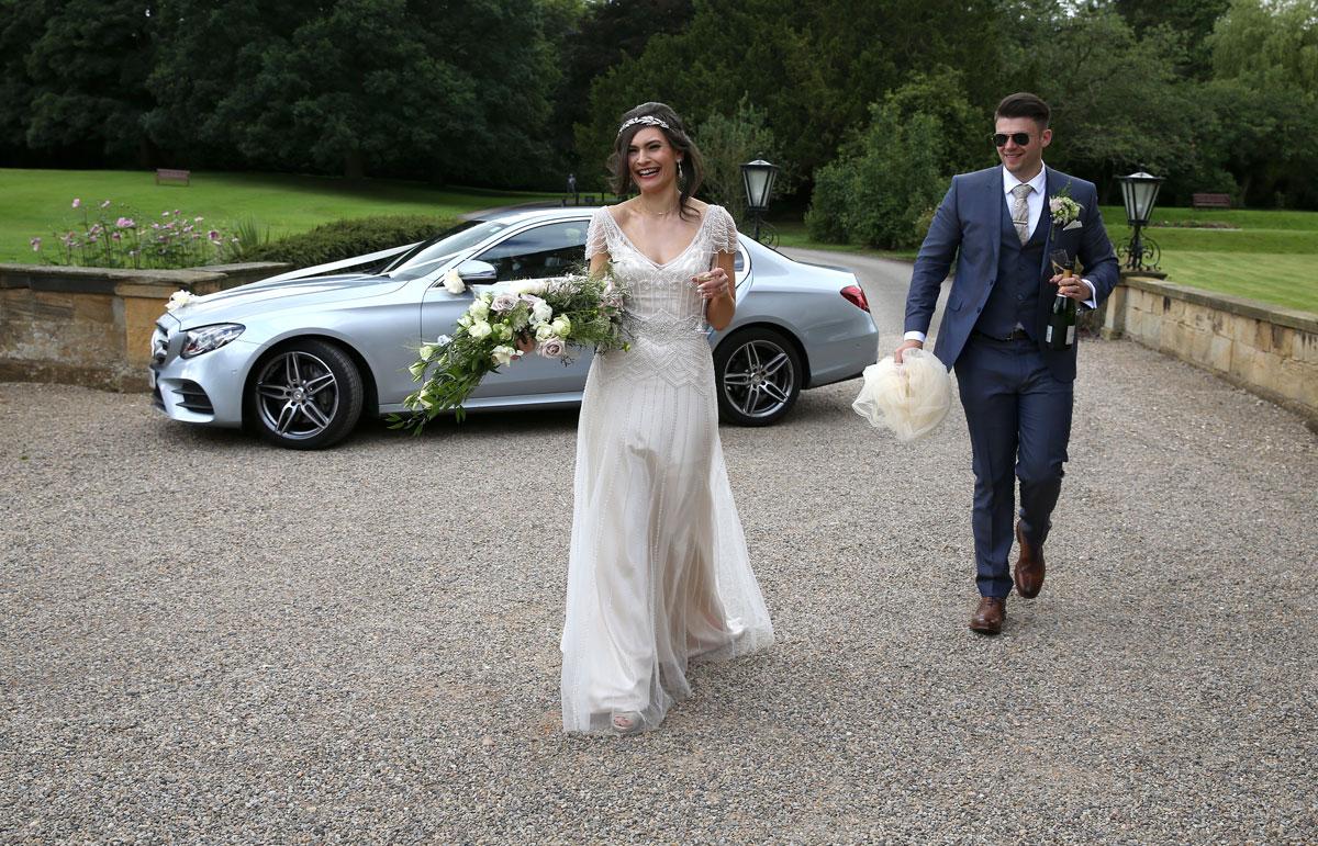 Chris and Lauren's Wedding