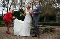 Kevin and Deborah's Wedding
