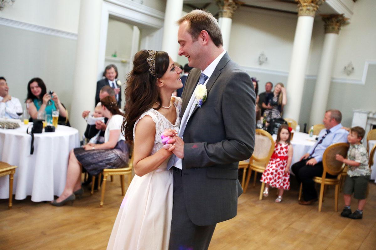 Dave and Phillipa's Wedding