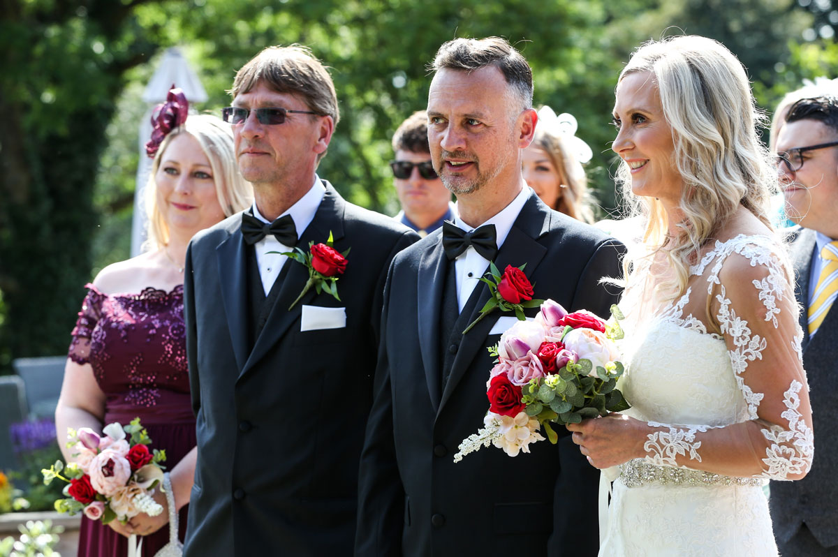 Ian and Louise's Wedding