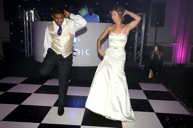 Suthan and Angela's Wedding