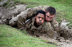 Army Training, Catterick Garrison