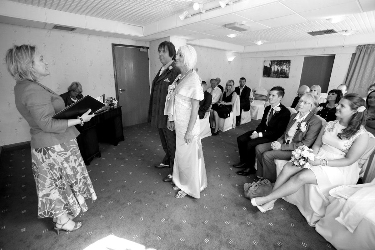 Gordon and Karen's Wedding