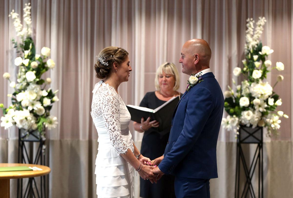 David and Tracy's Wedding