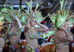 Tenerife Carnival 2016