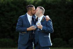 Neil and Neil's Wedding