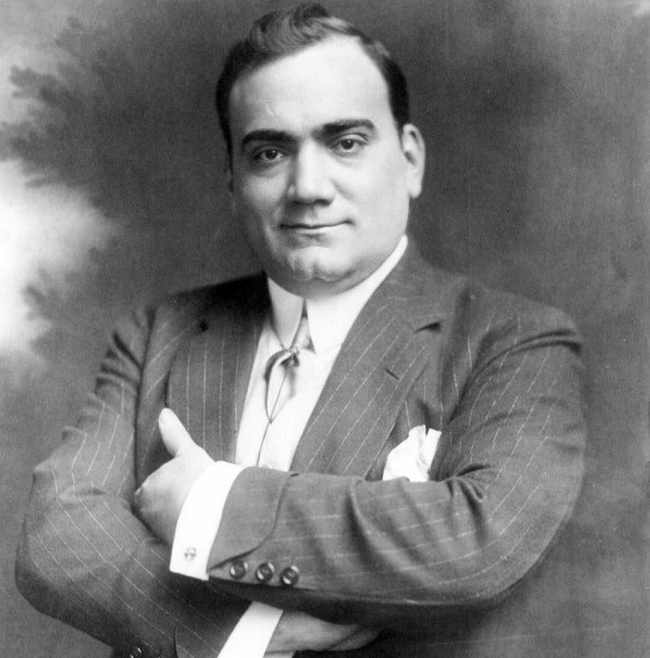 Энрико Карузо (Enrico (Errico) Caruso)