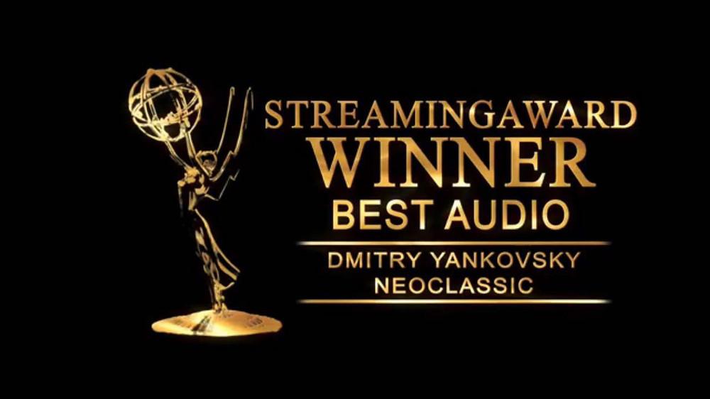 Dmitry Yankovsky NeoClassic best audio streamingaward