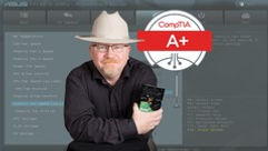 CompTIA A+ Certification 901. The Total Course ecourse