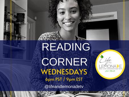 Wednesday Reading Corners!