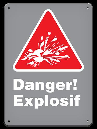 Danger - Danger! Explosif