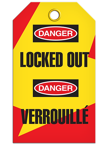 Bilingual - LOCKOUT - Locked Out