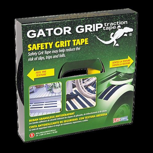 Gator Grip® Anti-Slip Safety Grit Tape 60ft (Black)