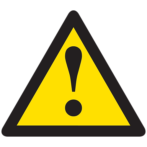 WARNING - General Warning