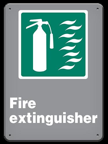 EMERGENCY - Fire Extinguisher