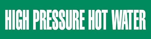 PM1161 - HIGH PRESSURE HOT WATER
