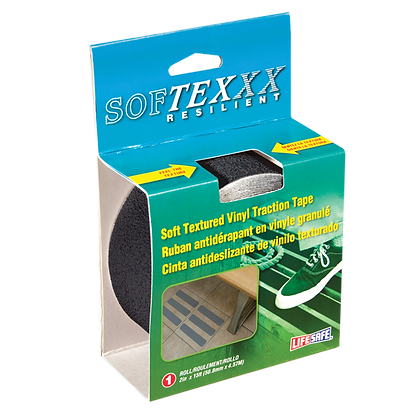 SoftTex Textured Anti-Slip Tape 15ft
