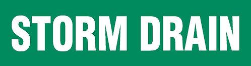 PM1292 - STORM DRAIN