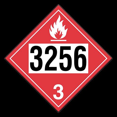 Elevated Temperature Liquid, Flammable