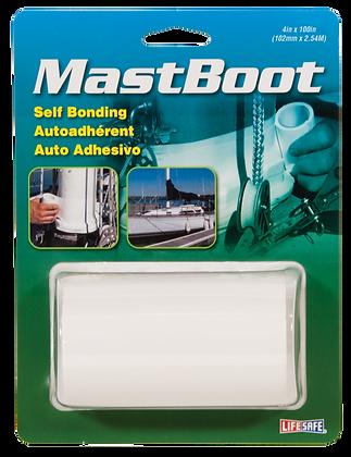 Mast Boot Self Bonding Tape (White)