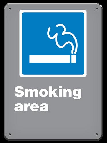 GENERAL - Smoking Area