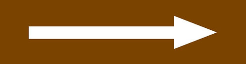 PM1332 - Brown with White Long Arrow