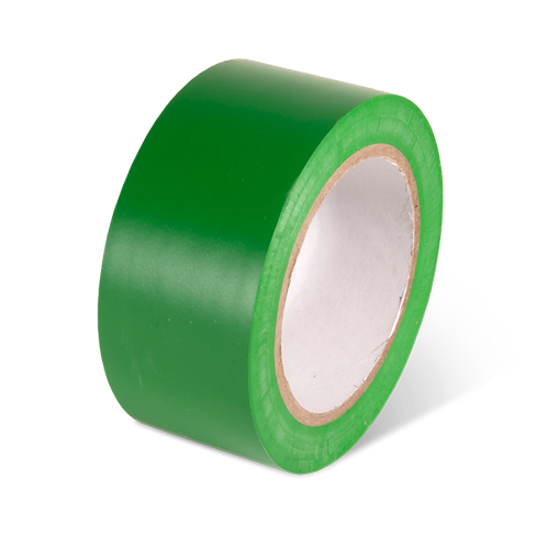 Green - Aisle Marking Conformable Floor Tape