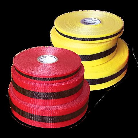Woven Polypropylene Barricade Tape