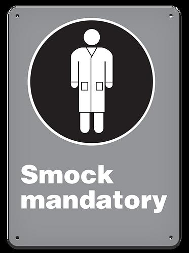 MANDATORY - Smock Mandatory