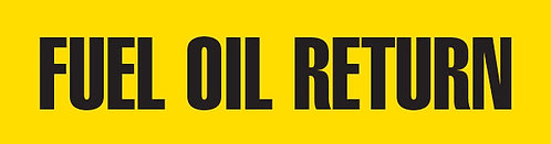 PM1127 - FUEL OIL RETURN