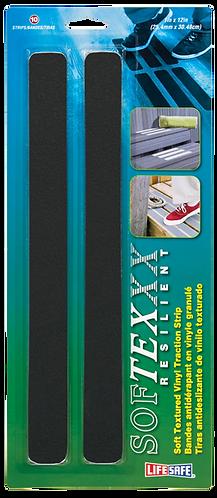 "Softex Textured Anti-Slip Strip 1"" x 12"""
