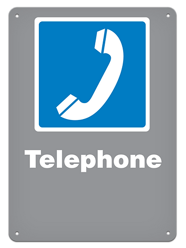 GENERAL - Telephone