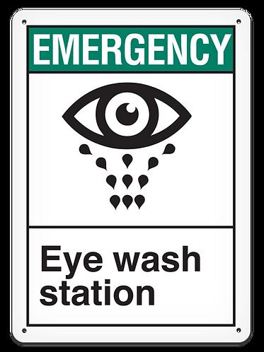 EMERGENCY - Eye Wash Station